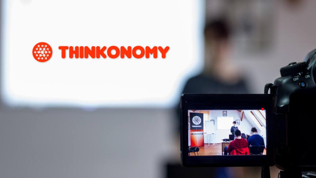 Thinkonomy personal branding workshop
